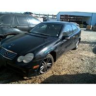 2002 Mercedes-Benz C230 Coupe