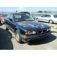 1994 540I BMW SDN 4DR/GREEN FOR PARTS