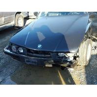 1994 740I BMW SDN 4DR/BLACK FRONT DAMAGED FOR PARTS