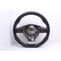 2008 Volkswagen Golf GTI Base 3 Spoke Flat Bottom Steering Wheel 1K0419091CTTDL