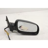 2005 Volkswagen Jetta Right Passenger Side View Door Mirror Black 1J1857502BD