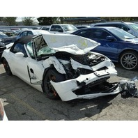 2007 Bmw Z4 3.0 white damage all over for parts