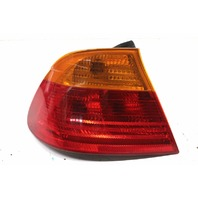 2001 BMW 330Ci Convertible E46 Left Driver Tail Lamp Assembly 63218375801