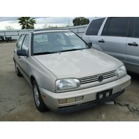 1997 GOLF GTI HTBK 4DR/SILVER FOR PARTS