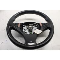 2007 Bmw X3 Sport Utility E83 3.0si 4-Door 3.0 M Sport Leather Steering Wheel