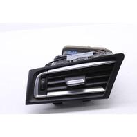 Left Driver Side Dash Dashboard A/C AC Air Vent 2012 Bmw 750i Sedan F01 4-Door 4.4 V8 Gas Turbo 64229115857