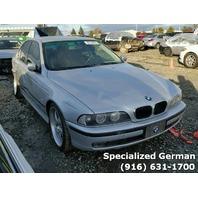 1999 BMW 528i Silver Sedan For Parts