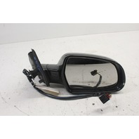 2010 Audi A4 Quattro Sedan Base 2.0t Gas Passenger Right Side View Door Mirror