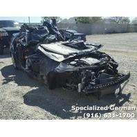 2008 BMW 335i Sedan Black Rollover For Parts