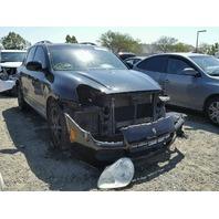2005 Porsche Cayenne Black For Parts
