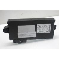 2010 BMW X5 Sport Utility E70 Theft Locking Comfort Control Module 61359227106