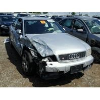 2001 AUDI S4 SDN 4DR/BLACK FOR PARTS