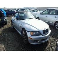 1996 BMW Z3 Silver