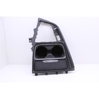 2016 BMW 328i xDrive Sedan F30 Center Console Cup Holder Assembly 105048744