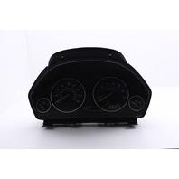 2013 Bmw 328i Sedan F30 4-Door 2.0 Gas Turbo Speedo Speedometer 17649411