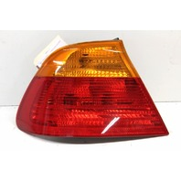 2001 BMW 325Ci Convertible E46 Left Driver Tail Lamp Assembly 63218375801