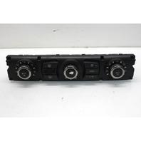 2007 BMW 525i Sedan E60 BMW M5 Automatic Heater A/C Climate Control 64119122399