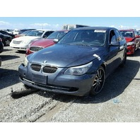 2008 535I BMW SDN 4DR/BLUE FOR PARTS