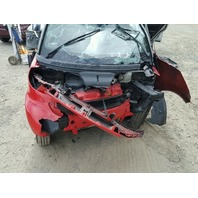 2008 SMART CAR CPE 2DR/RED FRONT DAMAGED FOR PARTS