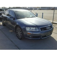 2004 Audi A8 grey for parts