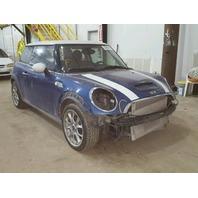 2007 Mini Cooper S blue