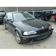 2001 Bmw 330CI Blue coupe for parts