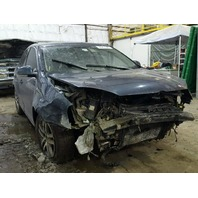 2006 VOLKSWAGEN JETTA SDN 4DR/BLUE FRONT DAMAGED FOR PARTS