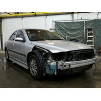 2004 S60 VOLVO SDN 4DR/SILVER FRONT DAMAGED FOR PARTS