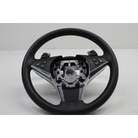 2008 2009 2010 BMW 650I Coupe 3 Spoke Sport Steering Wheel with Paddles, Leather