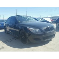 2007 M5 BMW SDN 4DR/BLACK FOR PARTS
