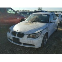 2006 530I BMW FIRE DAMAGE FOR PARTS