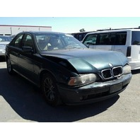 2003 525I BMW SDN 4DR/GREEN FOR PARTS