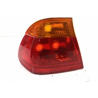 2000 BMW 328i Sedan E46 Left Driver Tail Lamp Assembly 63218364925