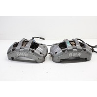 2008 2009 2010 2011 2012 2013 BMW 135i Front Brake Calipers Pair Set Brembo