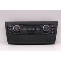 Heater AC Temperature Climate Control 2008 BMW 328i Coupe E92 2-Door 3.0