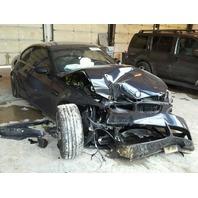 2008 M3 BMW CPE 2DR/BLACK FRONT DAMAGED FOR PARTS