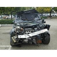 2009 AUDI A3 HTBK 4DR/BLACK FRONT DAMAGED FOR PARTS