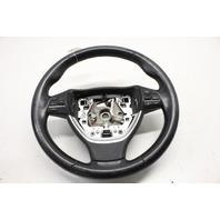 2011 BMW 550i Leather Steering Wheel