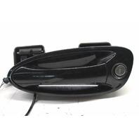 2005 Porsche Boxster S 3.2 987 Left Door Handle Black 99753706300
