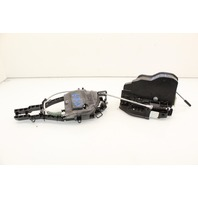 Passenger Right Rear Door Latch With Actuator 2008 Bmw X5 Sport Utility E70 4.8i 4-Door 4.8 V8 Gas - 7229460