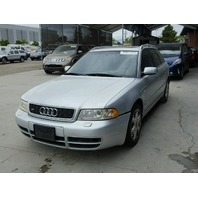 2002 S4 AUDI WGN 4DR/SILVER FOR PARTS