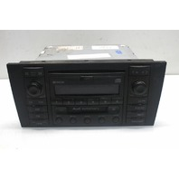2002 Audi S4 Wagon Avant 2.7 Radio AM FM Audio CD Cassette Player 8D0035195A