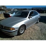 1997 Bmw 528I Silver Sedan 2.8L