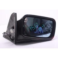 1991 BMW 318i Driver Left Side View Door Mirror 51168106593