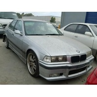 1998 BMW M3 Silver Coupe