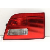 2006 BMW X5 Sport Utility E53 Left Inner Lid Mounted Tail Lamp 63217164483
