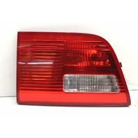 2006 BMW X5 Sport Utility E53 Passenger Right Inner Lift Gate Tail Light
