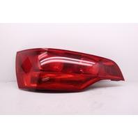 Driver Left Tail Light 2008 Audi Q7 Sport Utility Premium 3.6 Gas 4L0945093A