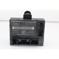2008 Audi Q7 3.6 Front Right Passenger Door Control Module  4L0959792B