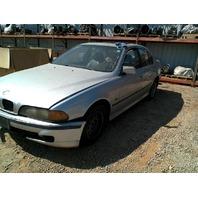 1998 Bmw 528I Silver Sedan 2.8L Automatic